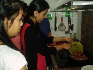 Taller de cuina canelons 1